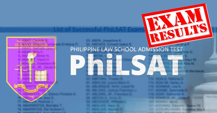 PhiLSAT Results